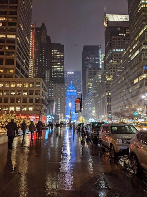 Základová fotografie zdarma na téma déšť, deštivý den, město new york, new york