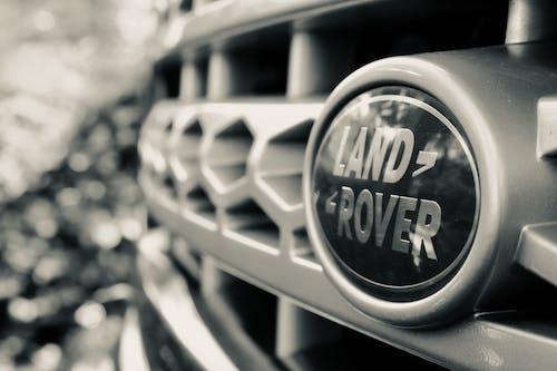 Gratis stockfoto met landrover logo