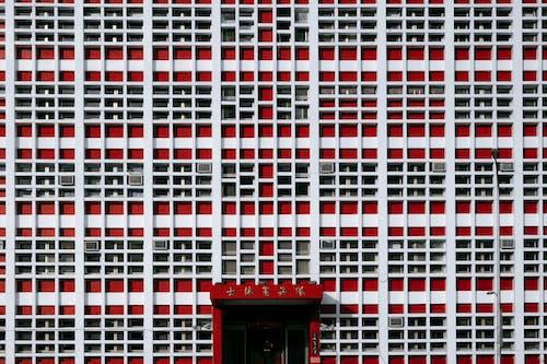 Foto profissional grátis de aparência, arquitetura, base militar, construção