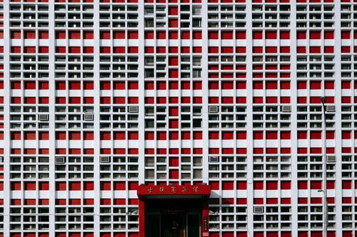 Fotos de stock gratuitas de arquitectura, base militar, detalle arquitectónico, diseño arquitectónico