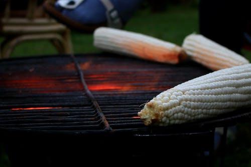 Darmowe zdjęcie z galerii z pieczenie kukurydzy