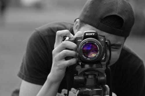 Kostnadsfri bild av fokus, fotograf, fotografi, kamera