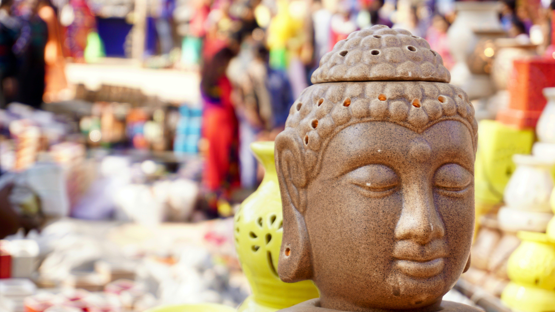 ancient, blur, Buddhism