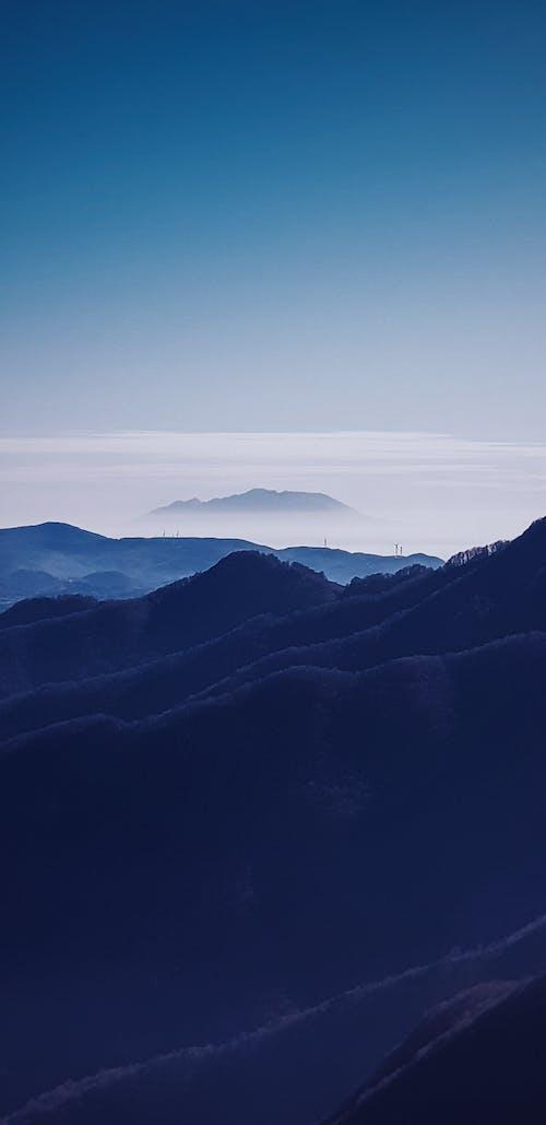 Free stock photo of blue, bulgaria, fog, foggy