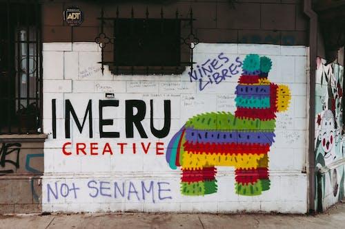 Imagine de stoc gratuită din artă stradală, Chile, colorat, culoare