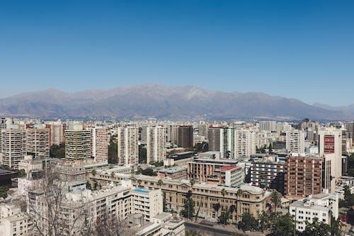 Imagine de stoc gratuită din arhitectură, cer albastru, Chile, clădire