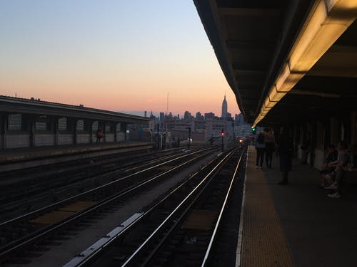Free stock photo of city, nyc, queens, skyline