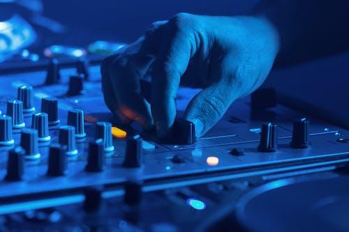 Foto stok gratis alat musik, Analog, audio, berbayang
