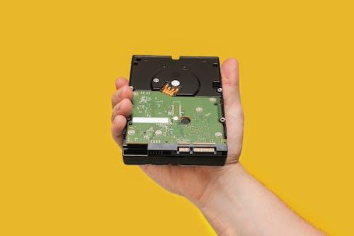 Immagine gratuita di dati, deposito, disco fisso, disco rigido