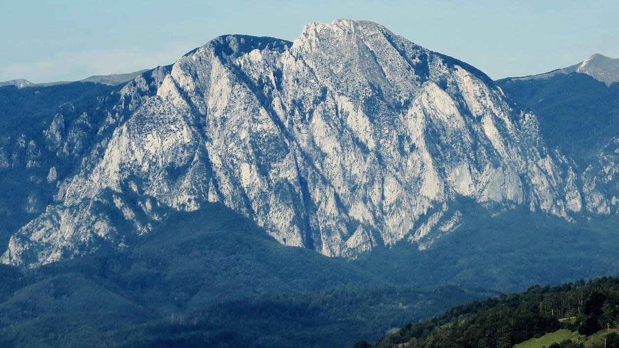 fjell, fjellkjede, fjelltopp