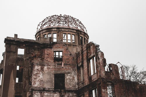 Free stock photo of atomic bomb, bomb site, Hiroshima