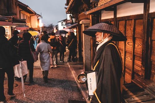 Free stock photo of beggar, japan, Japanese