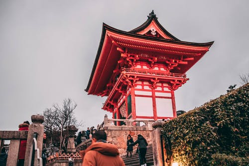 Free stock photo of buddhist temple, japan, Japanese