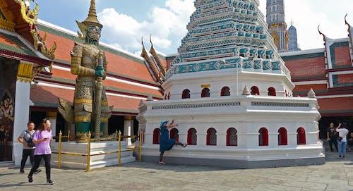 Základová fotografie zdarma na téma bkk, buddismus, král, královský palác