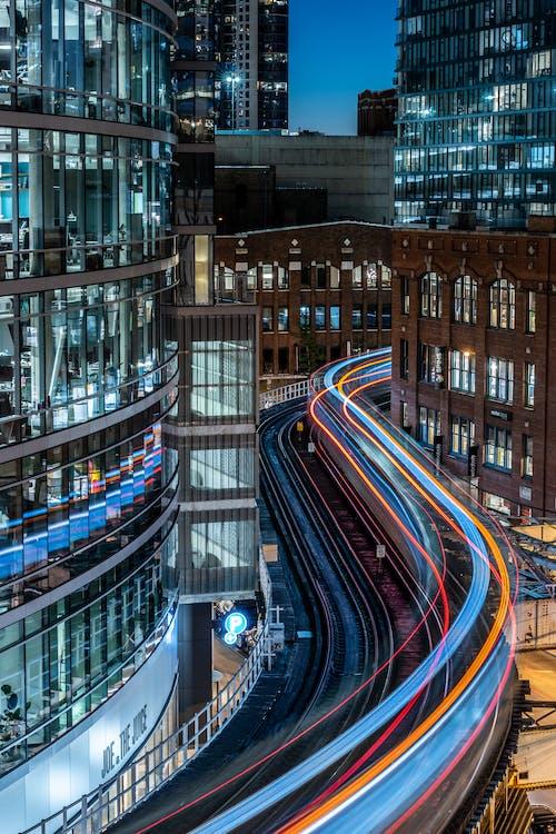 Foto profissional grátis de arquitetura, cidade, contemporâneo, edifícios