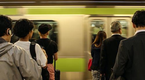 Free stock photo of subway station