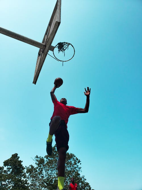 Gratis lagerfoto af aktiv, aktivitet, basketball, basketball ring