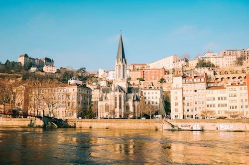 Бесплатное стоковое фото с архитектура, вид, вода, город
