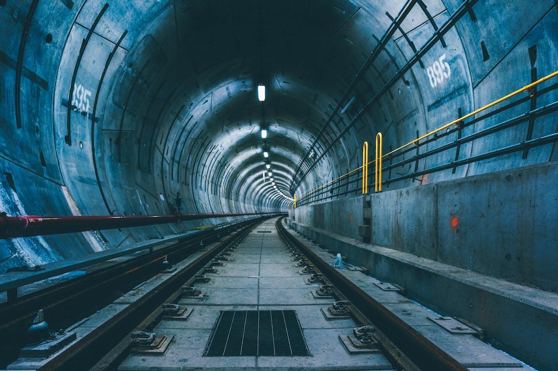 Foto Des U Bahn Systems