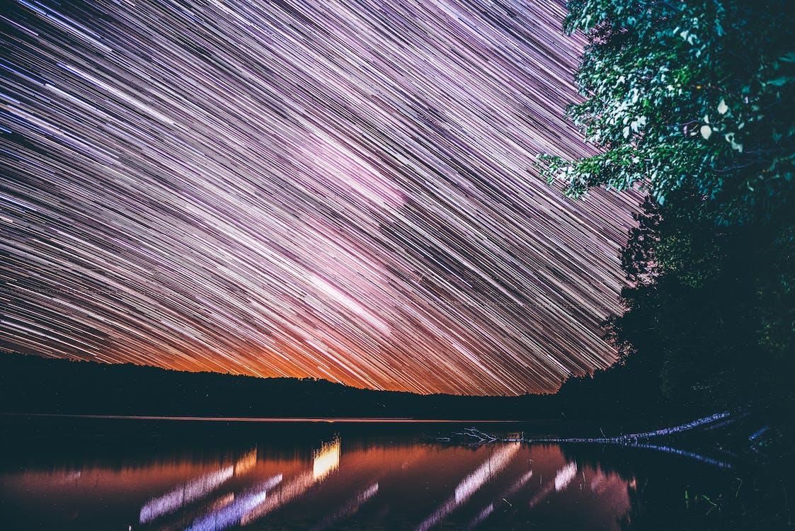 Geceleri Yıldız İzi