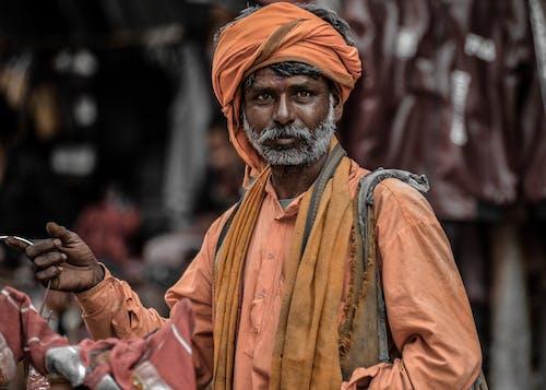 人, 傳統, 傳統服飾, 商人 的 免费素材照片