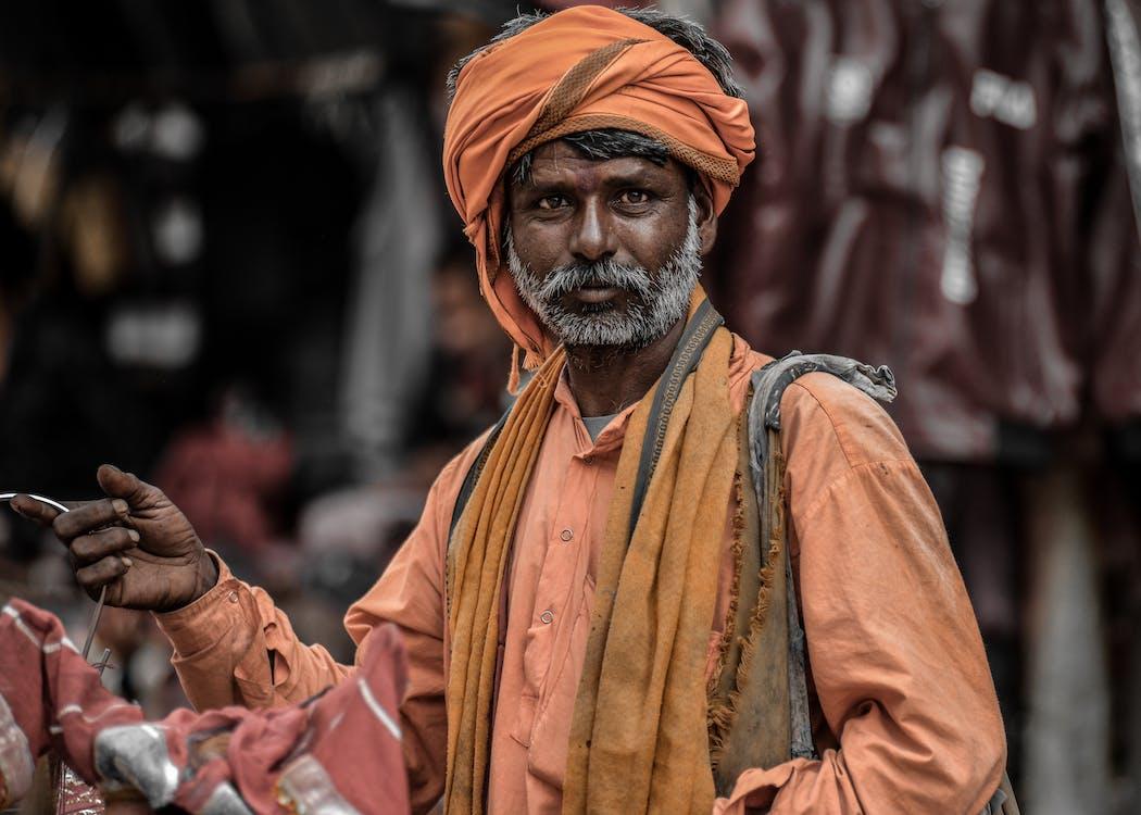 abbigliamento tradizionale, adulto, anziano