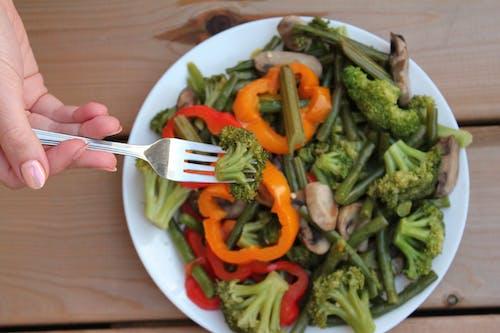 Free stock photo of broccoli, food, food photography