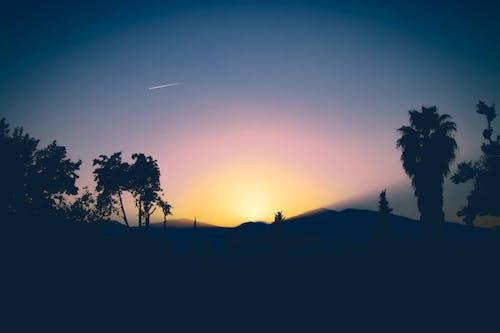 anti-ışık, güzel gökyüzü, kara, plaj içeren Ücretsiz stok fotoğraf