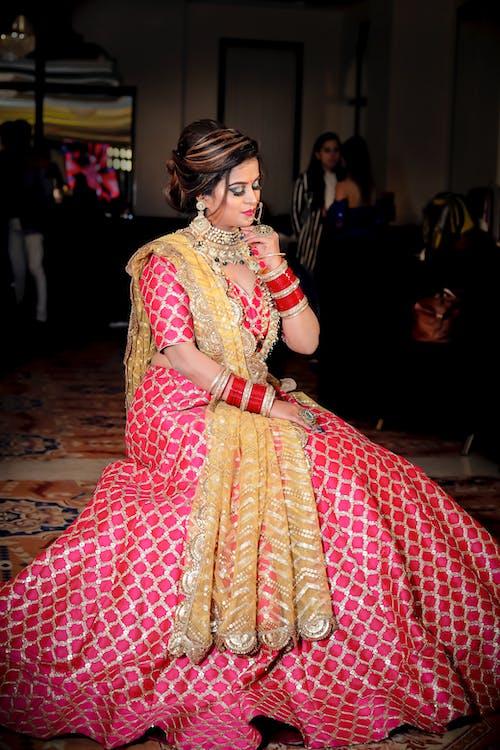 Free stock photo of bridal, bride, indian bride, shashikant