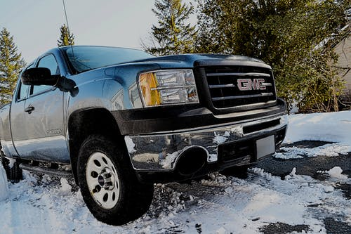 Fotos de stock gratuitas de camión, nevar