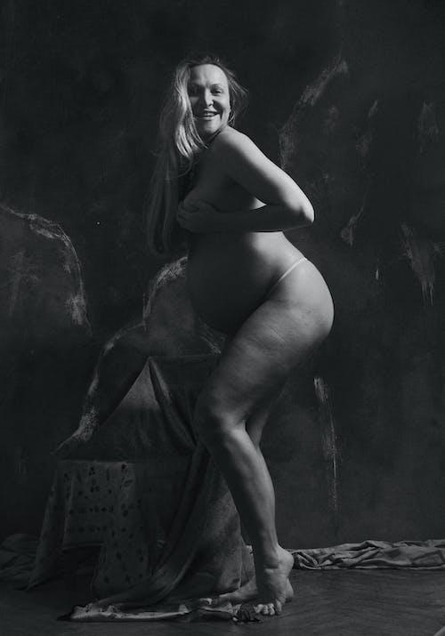 人類, 位置, 半裸, 女人 的 免费素材图片