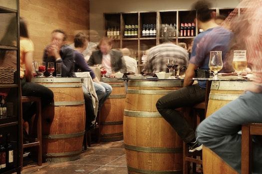 Kostenloses Stock Foto zu restaurant, alkohol, bar, getränke
