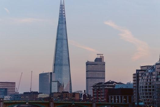 Free stock photo of city, architecture, dusk, london