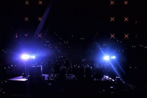 Základová fotografie zdarma na téma koncert, koncertní místo, pozadí, živá hudba