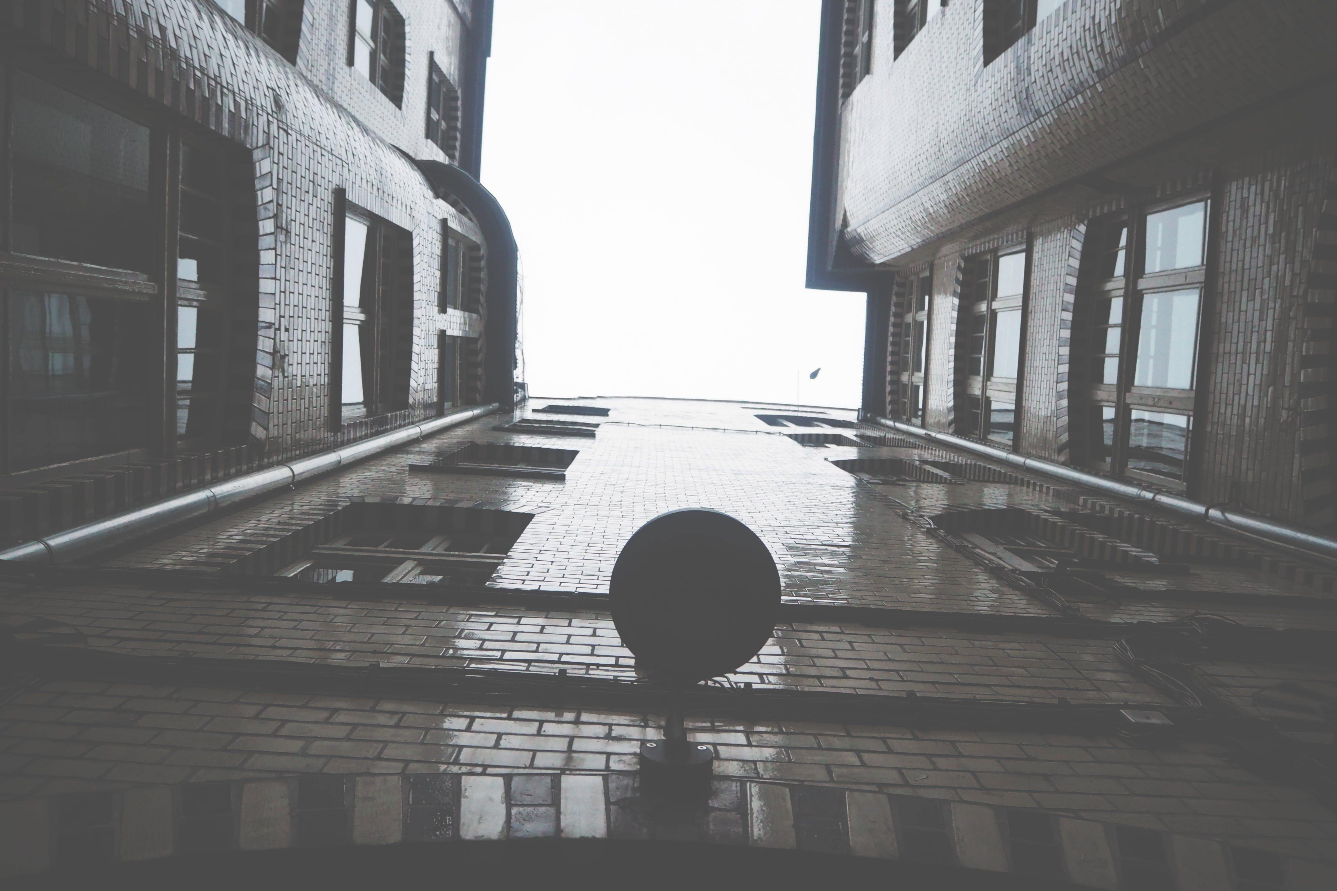 Kostenloses Stock Foto zu architektur, fenster, glas, hell