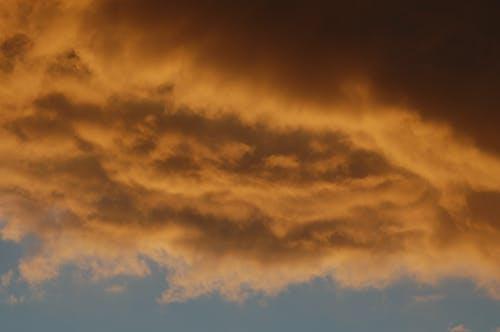 Darmowe zdjęcie z galerii z chmura, niebo, zachód słońca