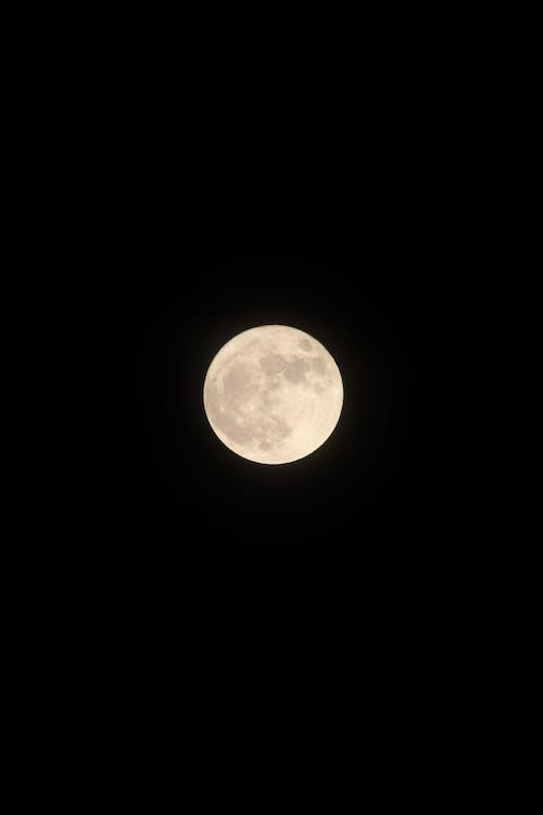 Darmowe zdjęcie z galerii z czarny, księżyc