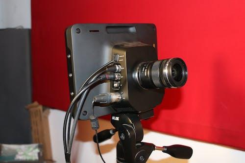 Free stock photo of Blackmagic Studi Camera, Live Production