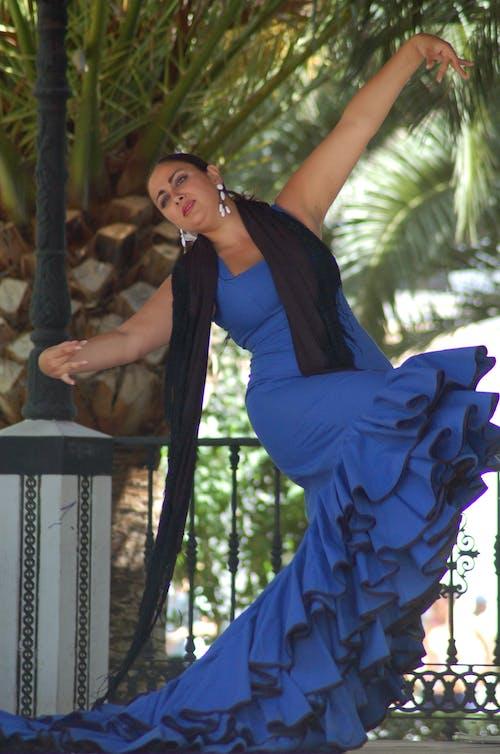 Immagine gratuita di donna, flamenco, spagna, spagnolo