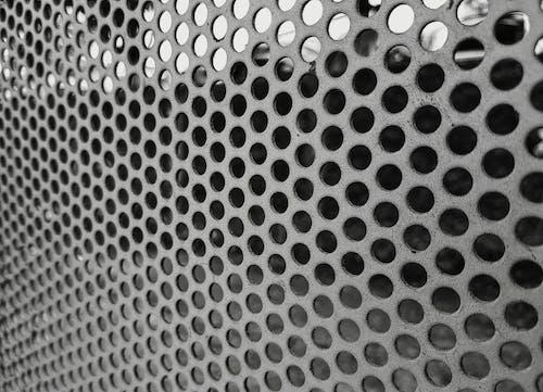 Foto stok gratis baja, dari dekat, lingkaran, pola