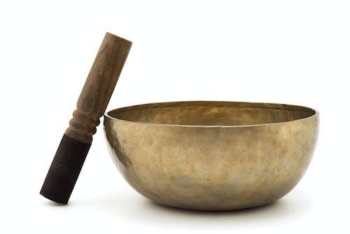 Free stock photo of singing bowl, sound bath, sound healing