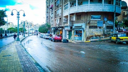 Fotobanka sbezplatnými fotkami na tému alexandria, cestovať, fotografia ulice