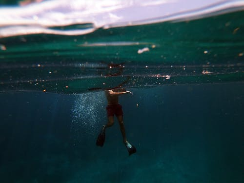 Foto stok gratis air, atlantik, basah, biru