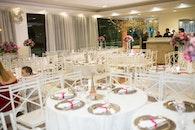 lights, wedding, decor