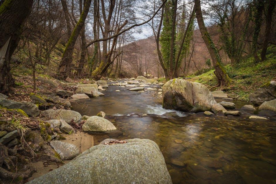New free stock photo of landscape, water, rocks
