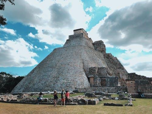 Fotos de stock gratuitas de al aire libre, México, Patrimonio de la Humanidad por la UNESCO, pirámide