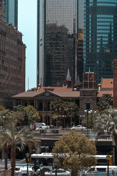 Free stock photo of architecture city, australia, brisbane
