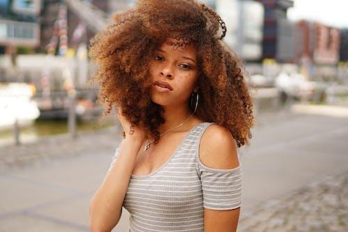 Ilmainen kuvapankkikuva tunnisteilla afro, afroamerikkalaiset naiset, henkilö, hiukset
