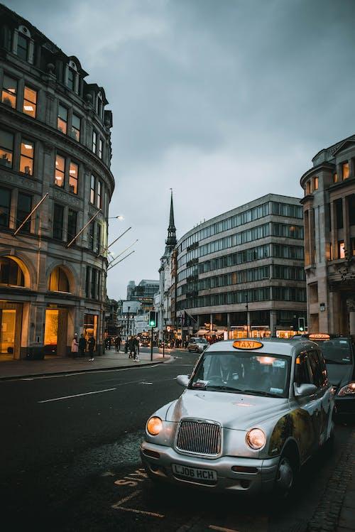 Taxi Estacionado