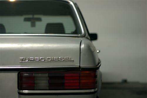 Kostnadsfri bild av bil, diesel, gamla skolan, grå